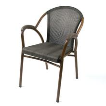Modern Aluminum Patio Bistro Outdoor Garden Chair