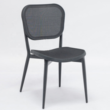 Bistro Furniture Stackable Chairs Wholesale Cafe Outdoor Dining Chair