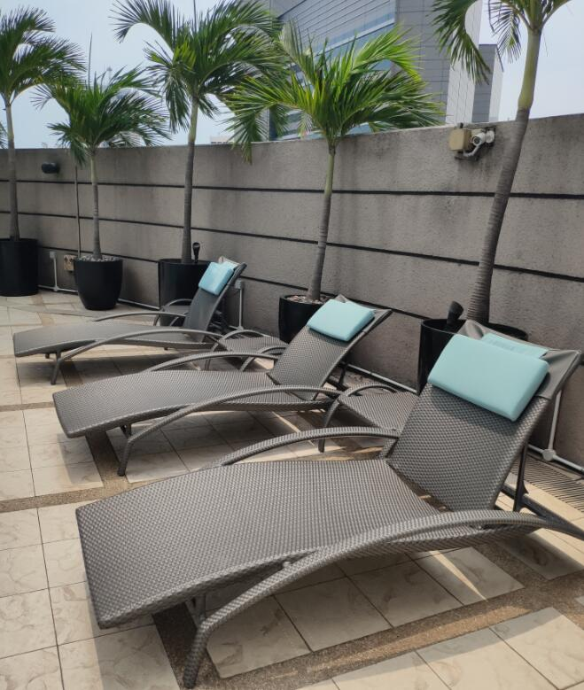 How about sun loungers
