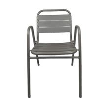 Outdoor New Design Garden For Sale Furniture Factory Aluminium Chair