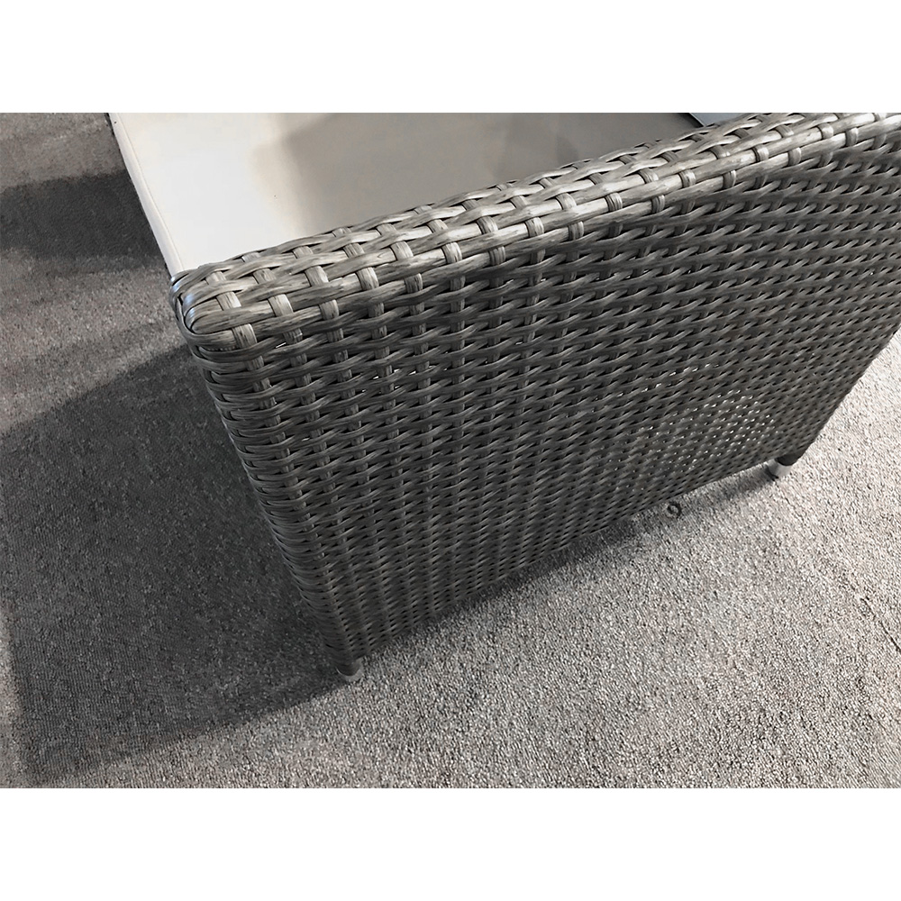 Chinese Supply Outdoor Aluminum Wicker Patio Furniture